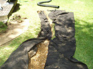 Subsurface Drains- French Drains