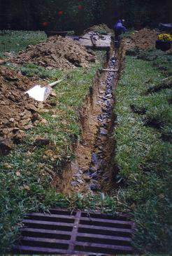 Drainage Service Mississippi