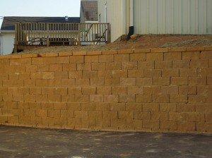 Keystone Wall